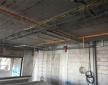 ues electrical contracting work